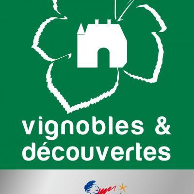 Logo vignobles et decouvertes