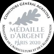 Medaille argent 2020 doulezon19 rvb copie